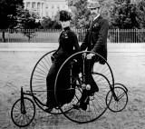 1886 - Bicycle built for two