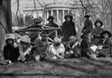 1911 - Easter egg rolling at the White House