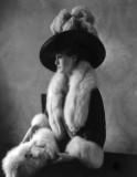 c. 1911 - High fashion