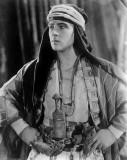 1921 - Rudolph Valentino in The Sheik