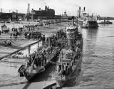 1906 - Visiting torpedo boats