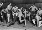 1910 - Greek wrestling club, Hull House