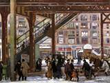 New York City painted