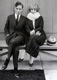 c. 1922 - Charlie Chaplin and Anna Pavlova