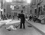 1917 - Chaplin triumphs in Easy Street