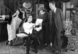 1922 - Clowning on the set of Beyond the Rocks
