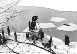 1920 - Filming Lillian Gish in Way Down East