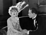 1922 - Mae Murray with Monte Blue in Broadway Rose