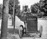 c. 1920 - Mailman