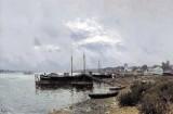 1889 - After rain