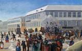13 March 1881 - Assassination of Tsar Alexander II, St. Petersburg