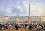 c. 1847 - Palace Square, St. Petersburg