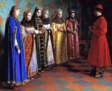 1647 - Tsar Alexis chooses his bride