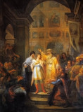 1613 - Ascension of the House of Romanov to the throne