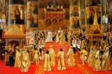 1883 - Coronation of Alexander III and Maria Feodorovna