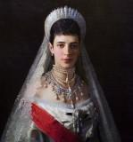 c. 1880 - Maria Fyodorovna