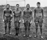 1920 - Football squad at Gallaudet University*
