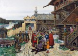 1262-1303 - Moscow was just a small timber fort