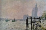1871 - The Thames at Westminster