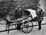 c. 1885 - Metropolitan Police Ambulance