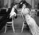 1907 -  Lily Elsie and Joseph Coyne in The Merry Widow