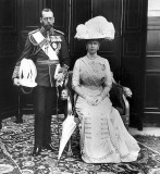 1919 - King George V and Queen Mary