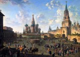 1801 - Red Square, Moscow