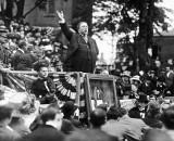 1910 - President Taft and Libbie Custer