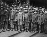 1911 - Breaker boys (Miners)