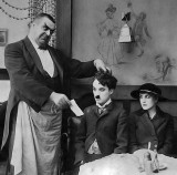 1917 - Chaplin Chaplin in The Immigrant