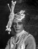1922 - Rudolph Valentino in The Young Rajah
