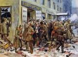 1919 - Raiding a Jewish owned wine shop