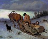 1865 - Sending off the Deceased