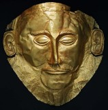 1550-1500 BCE - Mask of Agamemnon