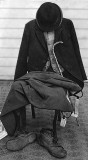1914 - Charlie Chaplin's costume as The Tramp