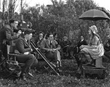 1917 - Filming Mary Pickford in Rebecca of Sunnybrook Farm