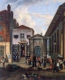 c. 1835 - Covent Garden Market