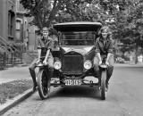 June 1922 -Two for the road