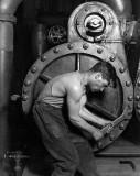 1920 - Powerhouse mechanic
