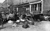 1916 - British soldiers in Dublin