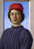 c. 1485 - Portrait of a Youth