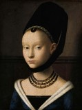 1465-70 - Portrait of a Young Woman