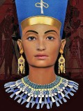 c. 1348-after 1322 BCE - Queen Ankhesenamun