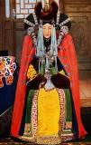 c. 1908 - Mongolian noblewoman