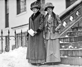1911 - Members of the Women's Christian Temperance Union