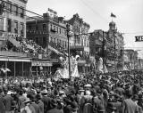 c. 1905 - Mardi Gras parade