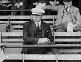 April 12, 1922 - Babe Ruth on opening day at Griffith Stadium