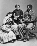 1864 - Emancipated slaves