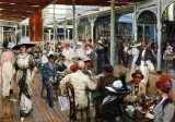 1912 - The Terrace Cafe, Mar del Plata