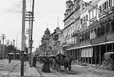 1890's - Canal Street from Lafayette Square
